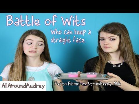 Battle of Wits Challenge  / AllAroundAudrey