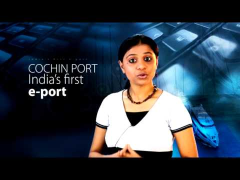 Cochin Port to become Indias first ePort