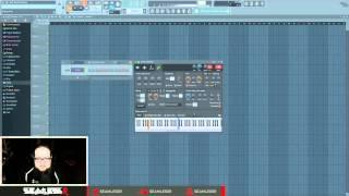 FL Studio 12 Basics 12: 3x Osc