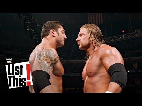 6 Superstars Triple H has never beaten one-on-one: WWE List This!