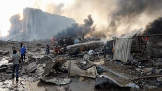 Губернатор Бейрута сравнил взрыв в Ливане с ядерным ударом по Хиросиме и Нагасаки