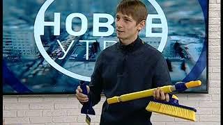 выбираем щётку для очистки снега с автомобиля