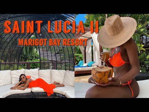 BACK TO SAINT LUCIA (PART ONE) | MARIGOT BAY RESORT, SPA & MARINA