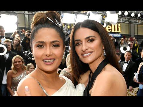 Best friends Salma Hayek and Penélope Cruz twin in new photo