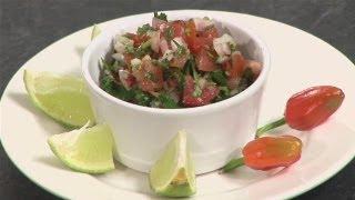 How To Prepare Homemade Habanero Salsa