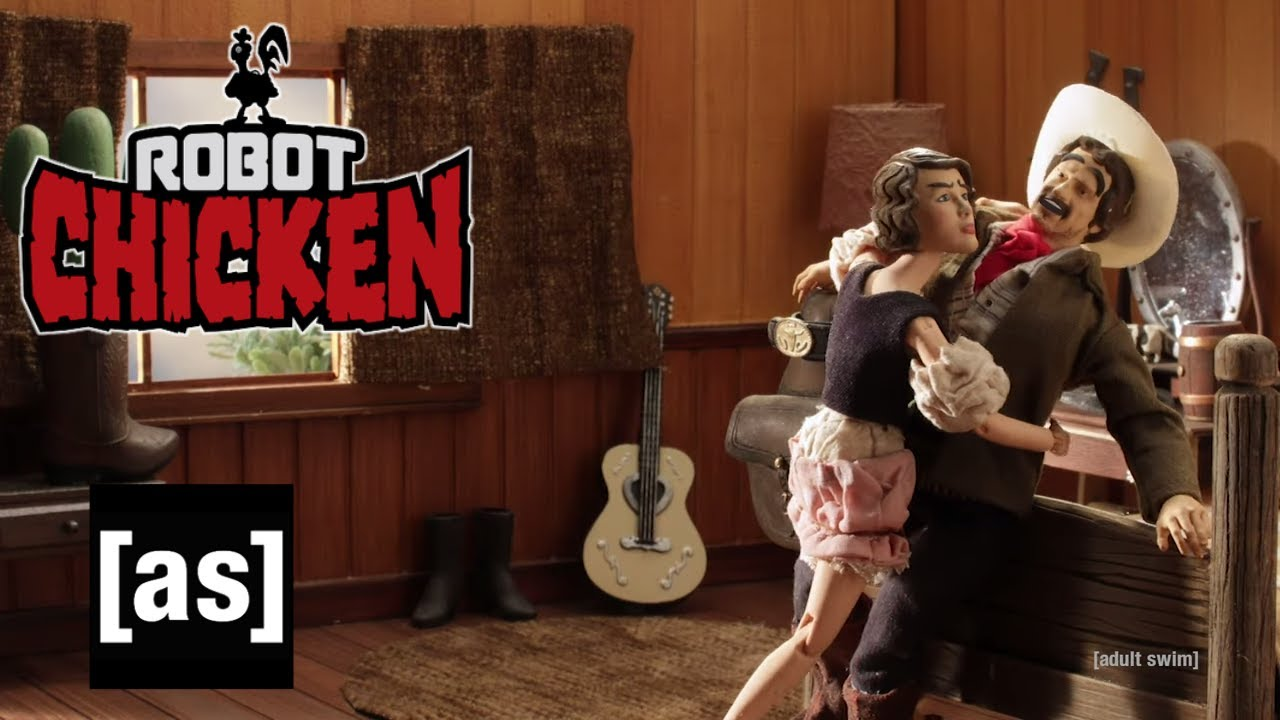 Robot Chicken Likes To Bang  | adult swim