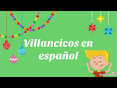 Christmas Songs in Spanish Class Activities