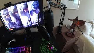 Mun pelailu setuppi! | My gaming setup!