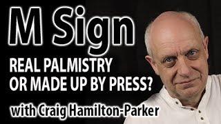Palmistry: M Sign in Palm - Special Powers or Bunkum?