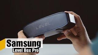 Samsung Level Box Pro  ‒ обзор беспроводной портативной акустики