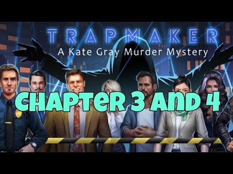 ADVENTURE ESCAPE MYSTERIES TRAPMAKER - Gameplay Walkthrough Part 2 IOS / Android - Chapter 3 and 4