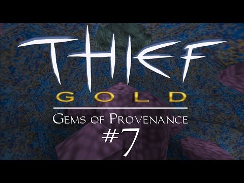 Let's Play Thief Gold: Gems of Provenance - FM / Fan Mission Gameplay - 7 - The Widow's Ire, Part 3