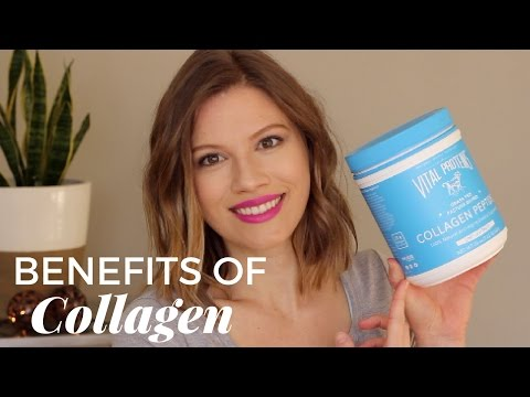 The Benefits of Collagen Powder Ft. Vital Proteins // Laura's Natural Life