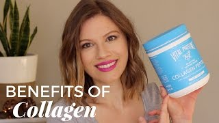Today's video is all about why collagen powders are so popular right now and guess what - pure collagen is actually healthy, not hype. My favorite are the ...