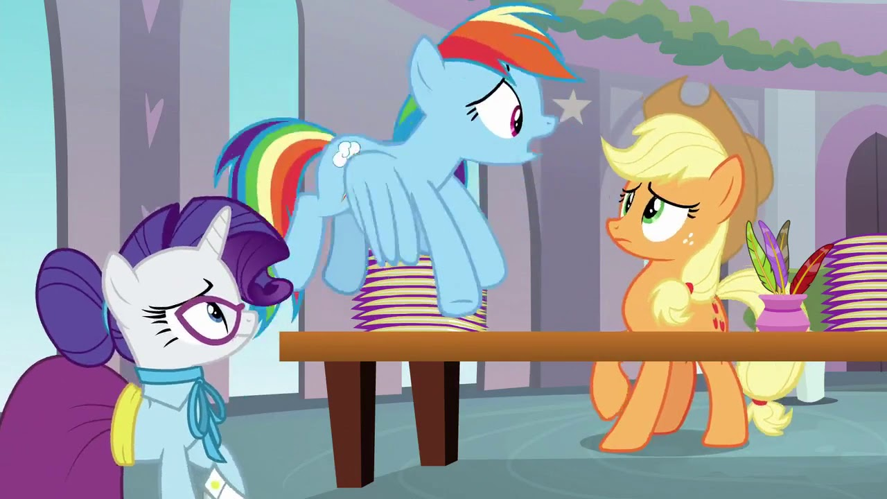 My little pony friendship is magic season 1 episode 2