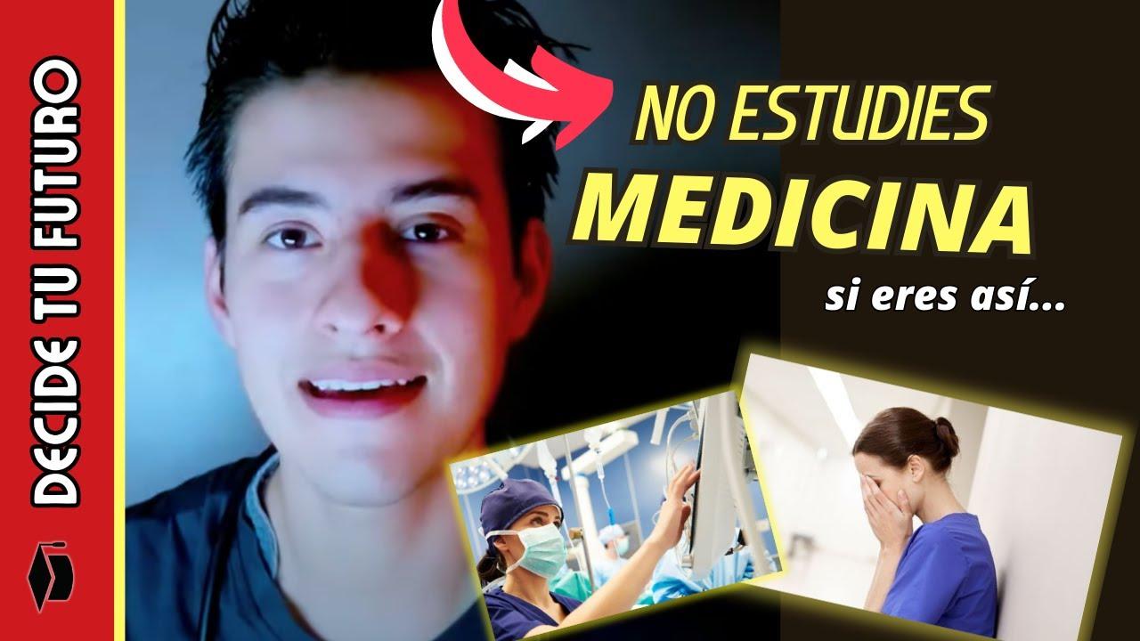 No Estudies Medicina Si Eres Así Youtube