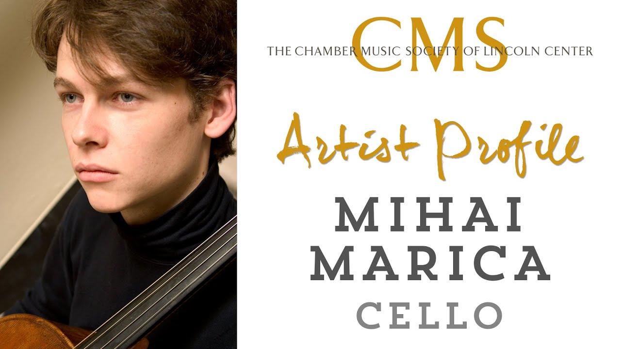 Mihai Marica Artist Profile - July 2013