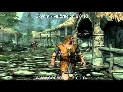 Skyrim analisis review