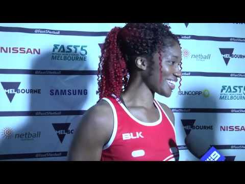 Fast5 NWS 2017: Ama Agbeze