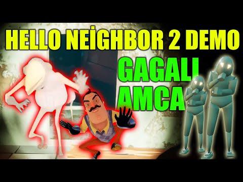 Hello Neighbor 2 Demo, Gagalı Amca