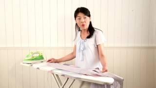 【Brabantia燙衣達人】燙衣教學-襯衫