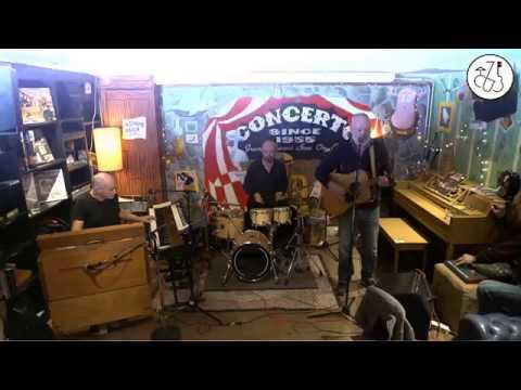 Rik Hoogendoorn instore @ Concerto record store 20/01/2018