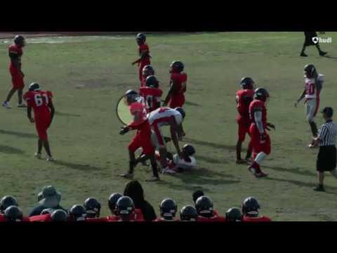 Tavares Ladler--Miramar High School-GRAD YEAR  2018