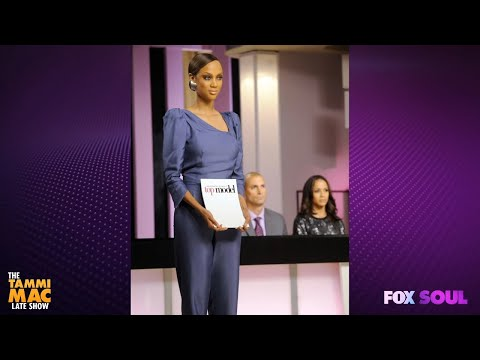 Tyra Banks Apologizes For ANTM Backlash - The Tammi Mac Late Show