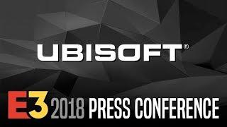 Ubisoft Press Conference @ E3 2018 【Live Stream】