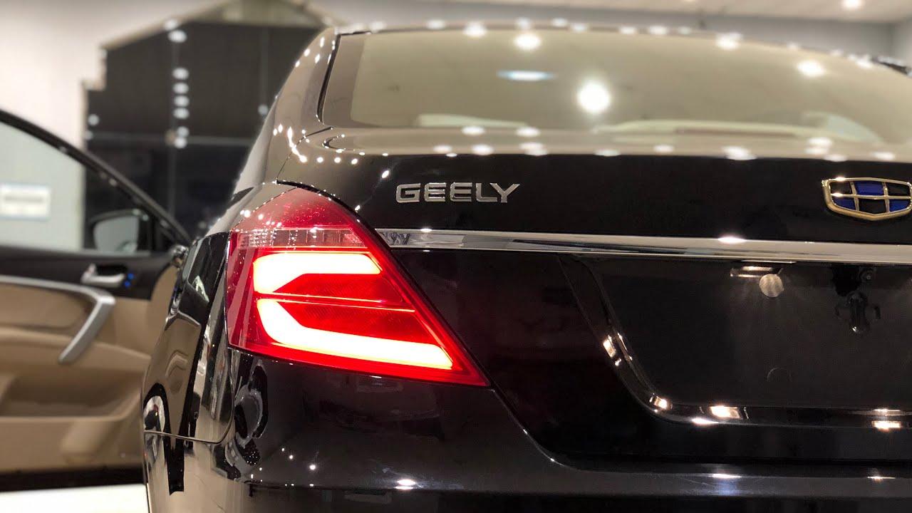 جيلي امجراند 7 2019 | عجيبة هذي السيارة