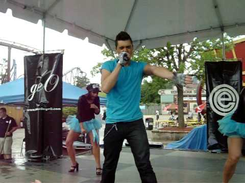 geO Louis - Sugar Pie live @ Six Flags