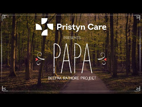 """""""PAPA"""" a song dedicated to every Father ❤️    Ft. @Deepak Rathore Project Like👍 Share, Subscribe ☝️"""