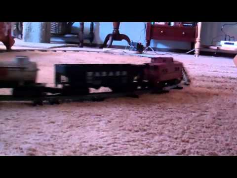 AMERICAN FLYER S GAUGE TRAIN SET WITH 313 ENGINE FOR SALE ON E-BAY