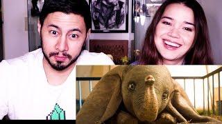 DUMBO | Official Trailer | Reaction!