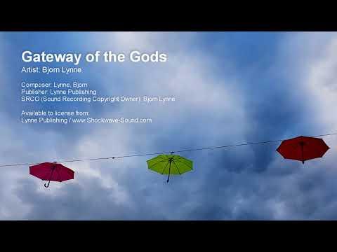 Gateway of the Gods - Bjorn Lynne (Lynne Publishing)