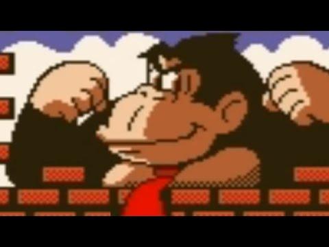Donkey Kong (Super Game Boy) Playthrough - NintendoComplete