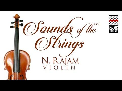 Sounds of the Strings - N Rajam   Audio Jukebox   Classical   Instrumental   N Rajam