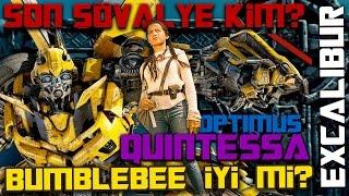 Transformers 5: bumblebee İyi mi? son Şövalye kim?(3.fragman İncelemesi)