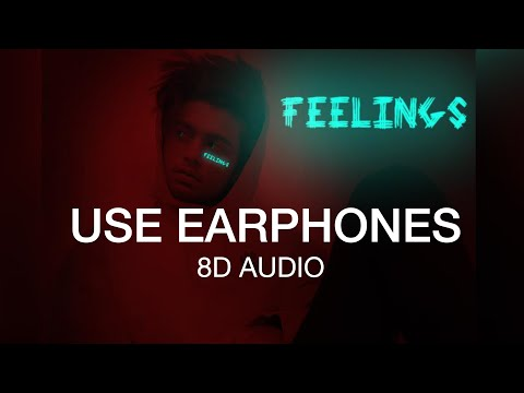 FEELINGS (8D - AUDIO) - @Ajeesh Krishna