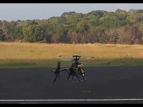 V912 Sky Dancer RC Helicopter