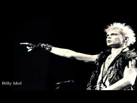 Billy Idol - Dancing With Myself hq audio