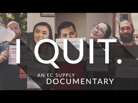 I Quit: The Story of a Tobacco-Free Staff (A Documentary)