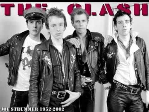 The Clash - Jail Guitar Doors