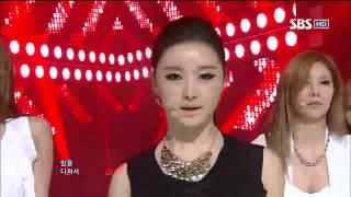 애프터스쿨 [Flashback] @SBS Inkigayo 인기가요 20120715