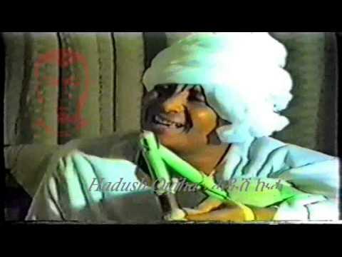 Mohammed Wardi Nubian Sudanese singer on Kirar Tigrigna style Part1