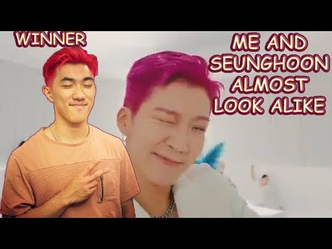 {PINK HAIR REACTIONS 39} WINNER Millions - MV Reaction (THE BEAT IS SO TROPICAL)