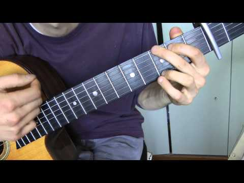 Cours de guitare - Umberto TOZZI : Ti Amo