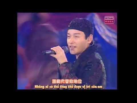 """[Vietsub] Trương Quốc Vinh nhận giải """"Thành Tựu Trọn Đời"""" Kim Châm 1999"""