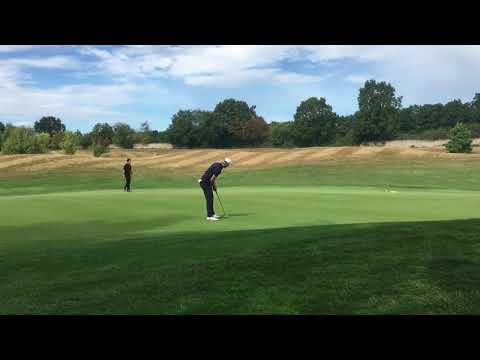 Matt Wallace - Spending the week with the Alps Tour Leader 2016