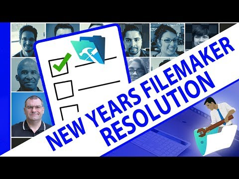 New Years FileMaker Resolution